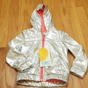🎆NWT🎆, toddler hoodie, size 2T